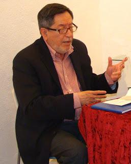 Professor Julio Ortega