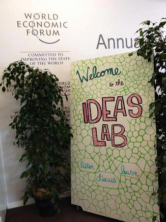 World Economic Forum IdeasLab