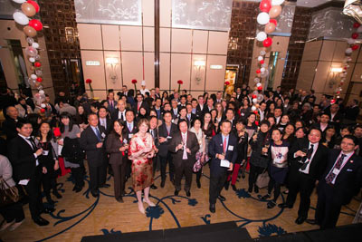 Brown Celebrates 250th Anniversary in Hong Kong