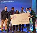 Grand Prize at Thought for Food Global Summit
