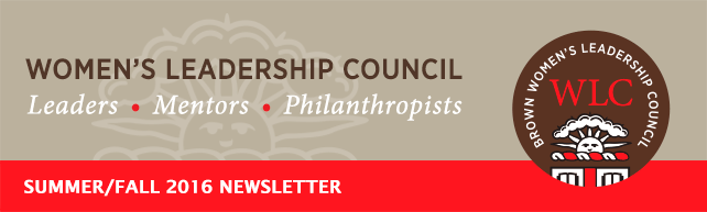 Women's Leadership Council newsletter
