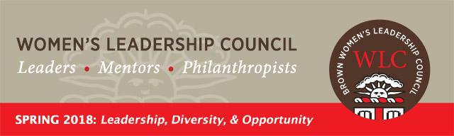Women's Leadership Council newsletter
