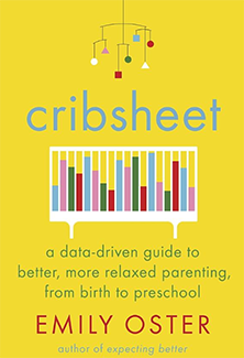 Cribsheet book jacket