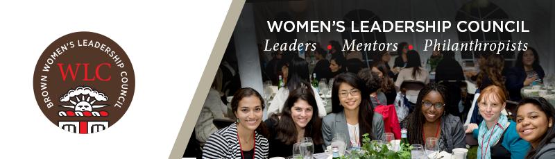 Women's Leadership Council: Leaders, Mentors, Philanthropists