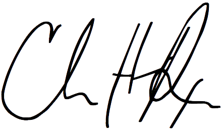 Brown President Christina Paxson signature