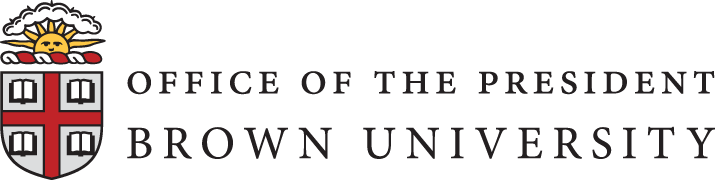 Brown University Office of the President